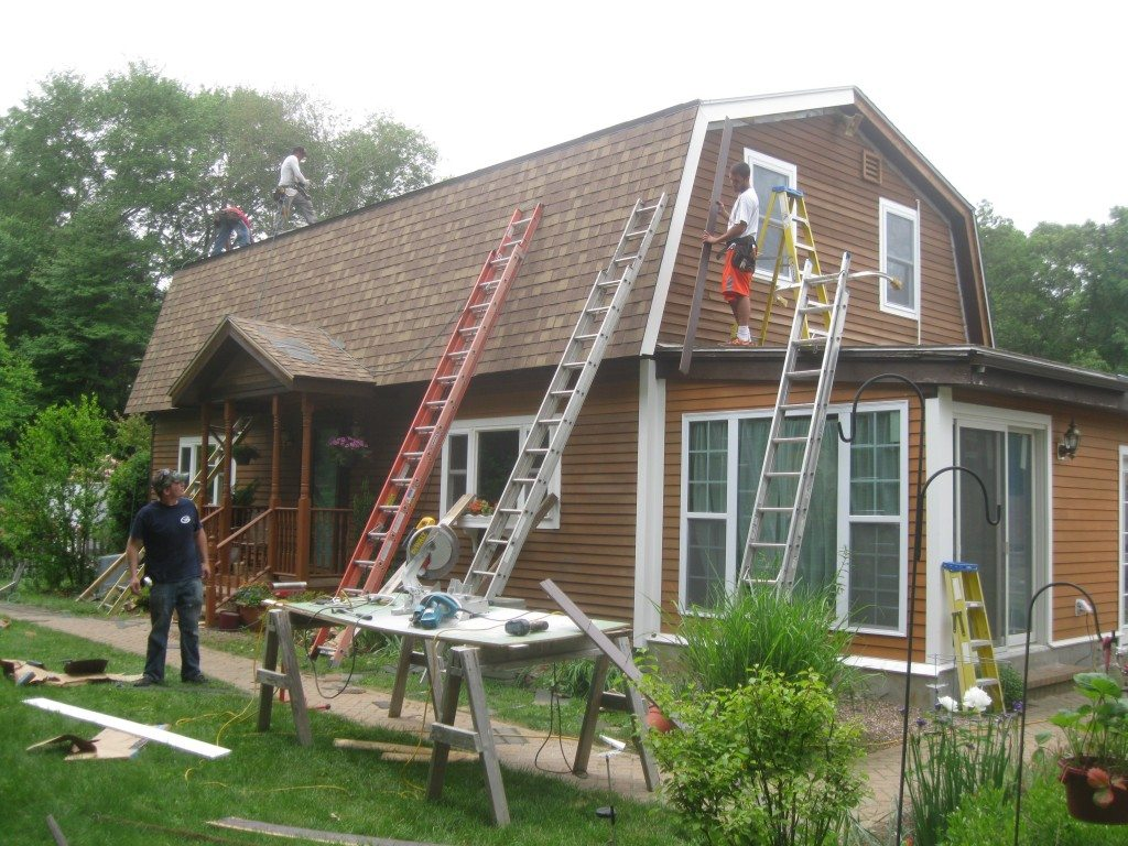 Asphalt Shingle Roof Repair and Replacement
