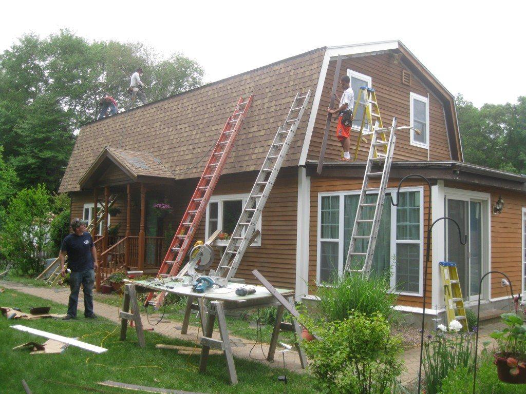 Asphalt Shingle Roof Repair and Replacement