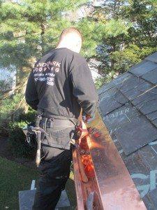 We remove the slates