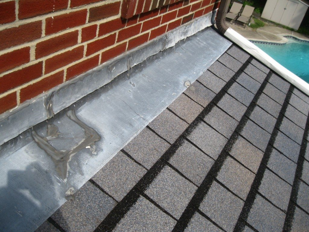 Roofing that will be repaired by Landmark Roofing