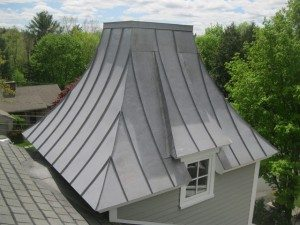 New Roof of Client